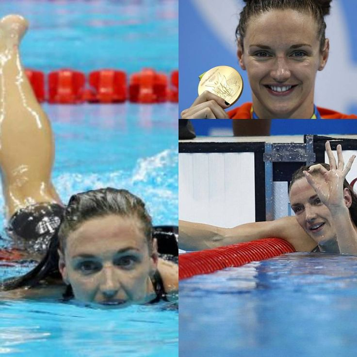 """Women's 200 m individual medley  #katinkahosszu of Hungary wins gold  Hungary's #KatinkaHosszu won her third Olympic gold medal in four days on Tuesday with victory in the women's 200m individual medley.  The 27-year-old, who set an Olympic record of two minutes, 6.58 seconds, had already won the 400 individual medley on Saturday and 100 backstroke on Monday. """"Coming into Rio I didn't have any Olympic medals so I would have been OK having any color medals,"""" Hosszu said. """"It's really unreal…"""