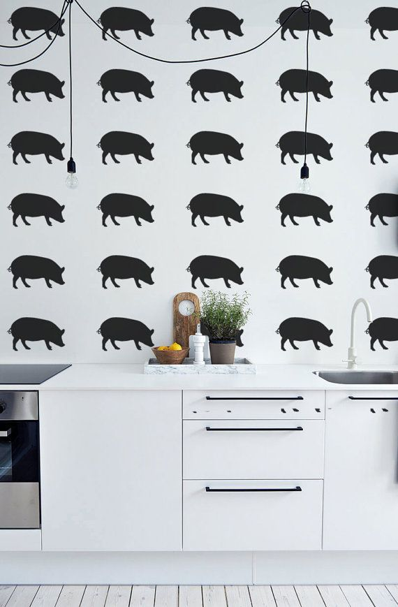 100 best images about wall decal on pinterest vinyls for Appliqu mural autocollant