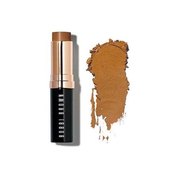 SKIN FOUNDATION STICK Bobbi Brown Official Site (155 BRL) ❤ liked on Polyvore featuring accessories and bobbi brown cosmetics
