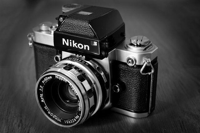 Il grande ritorno alla fotografia analogica...