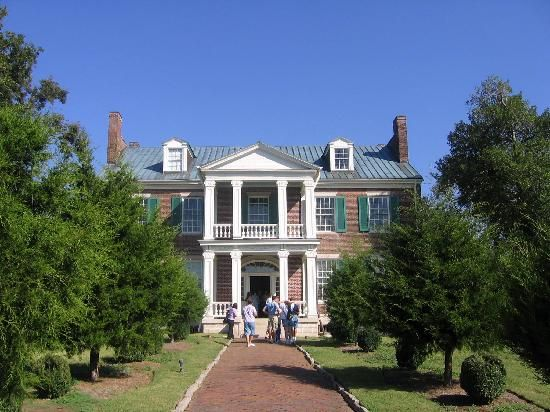 Carnton Plantation in Franklin Tennessee. A lot of Civil War history here!