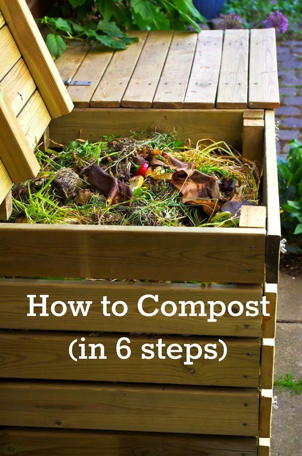 Garden Compost, Compost, Lawn