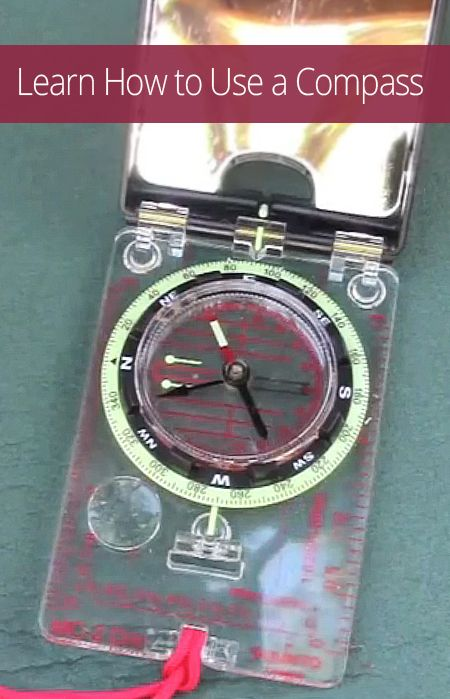 Knowing how to read a compass is not only a cool orienteering skill, it can save your life in the wilderness! Survival on Purpose teaches you how to use a compass in this lesson.
