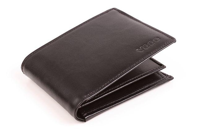 Skórzany portfel męski PPM6  Czarny | ON \ Portfele męskie | mironti.pl http://mironti.pl/product-pol-4271-Skorzany-portfel-meski-PPM6-Czarny.html #vooc