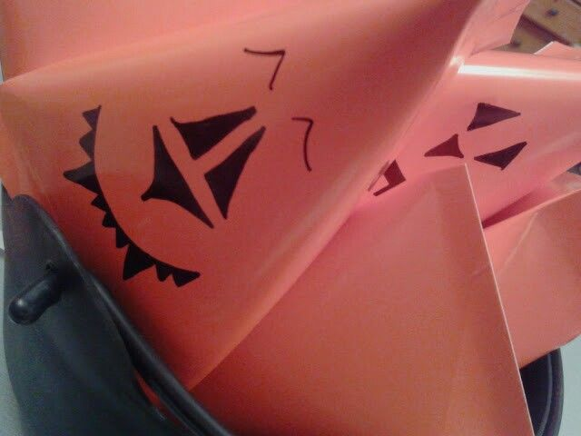 Halloween trick or treat gift boxes