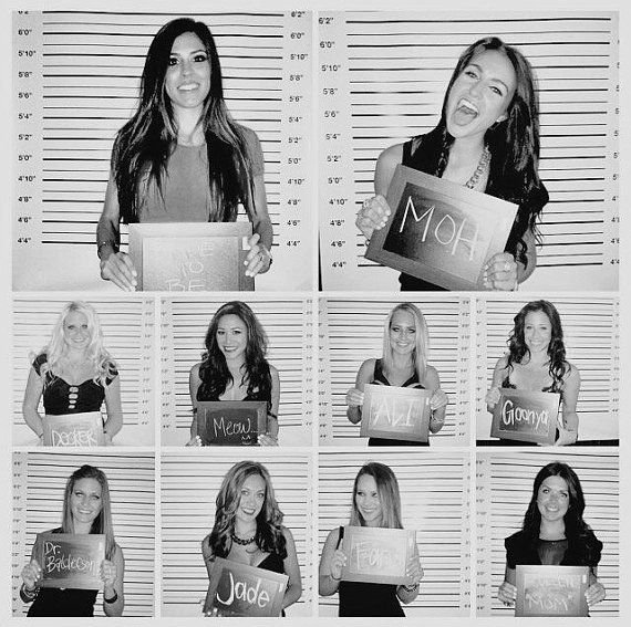 Mugshot Photography Backdrop For Weddings by TealPoodle on Etsy