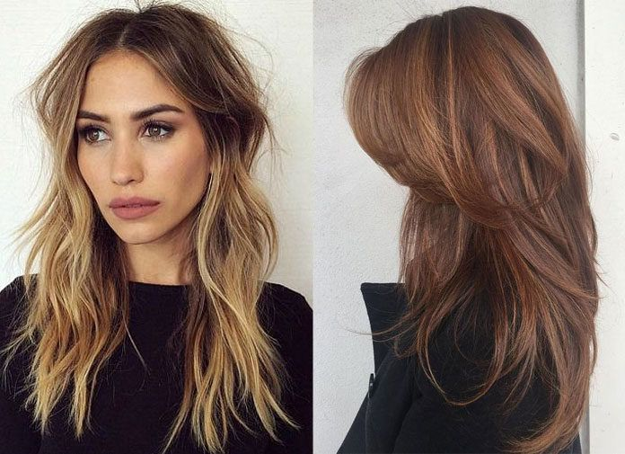 27 Amazing Long Hairstyles For Fine Thin Hair Ms Full Hair Long Thin Hair Hairstyles For Thin Hair Long Layered Hair