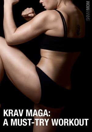 It's time to get fit with Krav Maga.