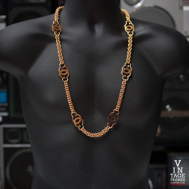 Vintage Gucci GC024 Chain
