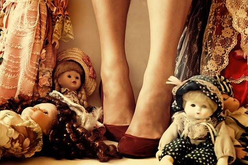 growing up: Statement, Baby Doll, Latest Shoes, Dorothy Shoes