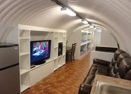 Image result for luxury underground storm shelter