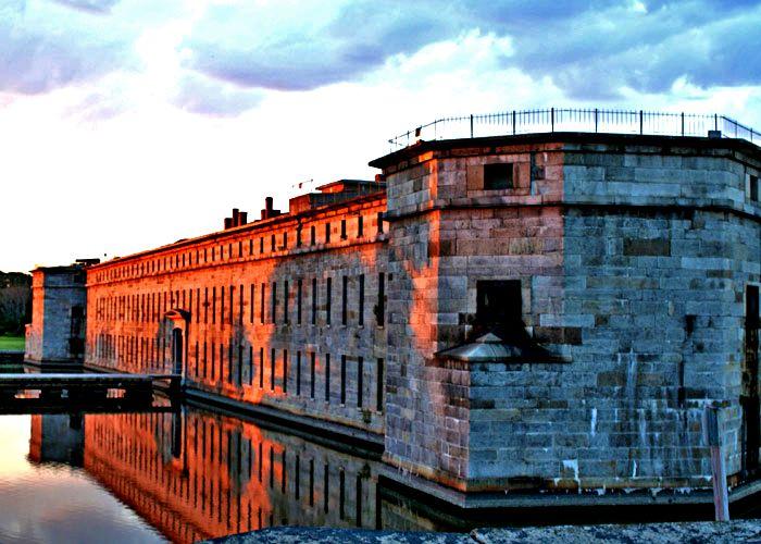 Fort Delaware State Park // Delaware City, DE