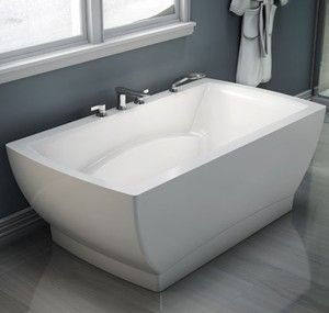 End Drain Freestanding Tub. Neptune Believe freestanding bathtub  Center drain tub with room for 2 Choose a 66 34 best Freestanding Tub Beauties images on Pinterest Bathtub