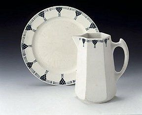 Arne dishes, (1909-1931) Arabia Finland