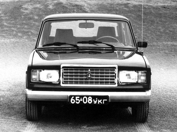 "ВАЗ 2107 ""Жигули"" Предсерийный '1978"