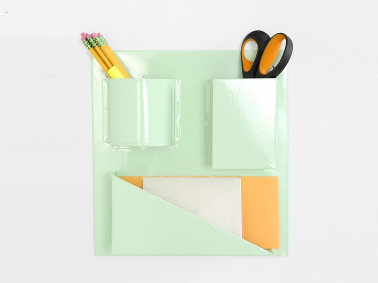 Assembly Home Geo Wall Bin | Desk Supplies and Accessories for Fall | Everywhere