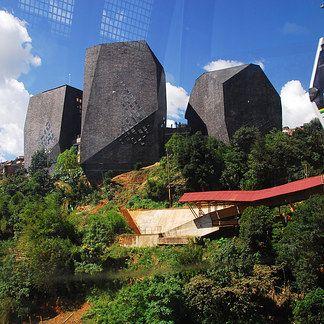 La Biblioteca España (Medellín): | 22 Lugares que demuestran lo mejor de la arquitectura colombiana