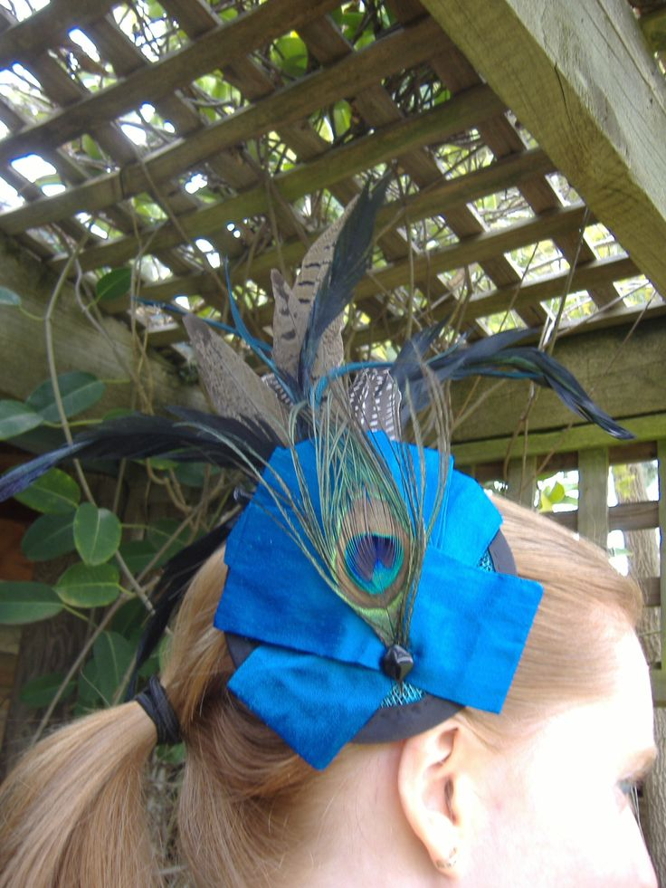 Fascinator for Melbourne Cup Races