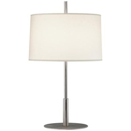 A simple contemporary accent lamp to light up your modern living area style at lamps plus