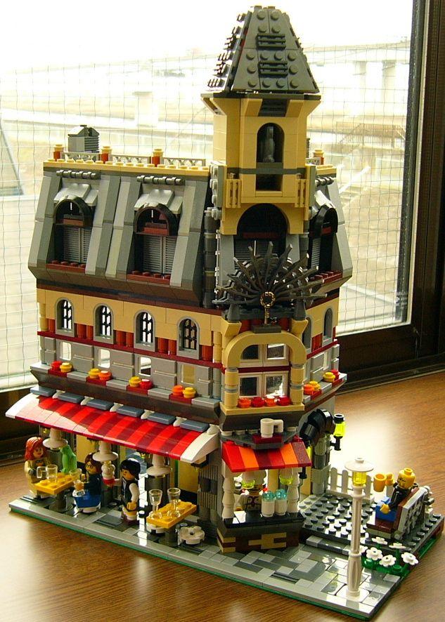 145 best Lego art images on Pinterest | Lego building, Lego house ...