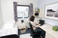 Student accommodation is not hard to find if you look in the right places. You can either live alone or live in a group.