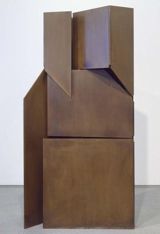 Pablo Palazuelo - Arquitectura 1-A, 1983-1984,  250 x 126 x 123 cm