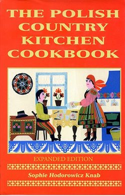 The Polish Country Kitchen Cookbook $16.95