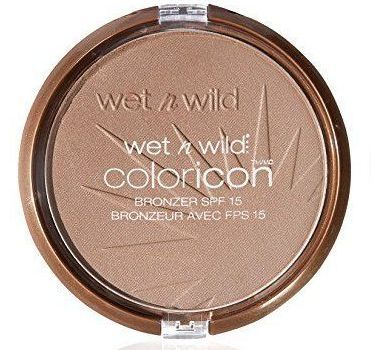 Tarte Park Avenue Princess dupe:  Wet 'n' Wild Color Icon SPF 15 Bronzer, Ticket to Brazil