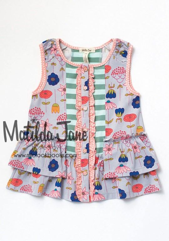 Happy and Free ~ Spring 2016 - Mjc LookBooks - Lavender Lollipop Tunic (RV $44) 2-10 ~ Happy and Free (Spring 2016)