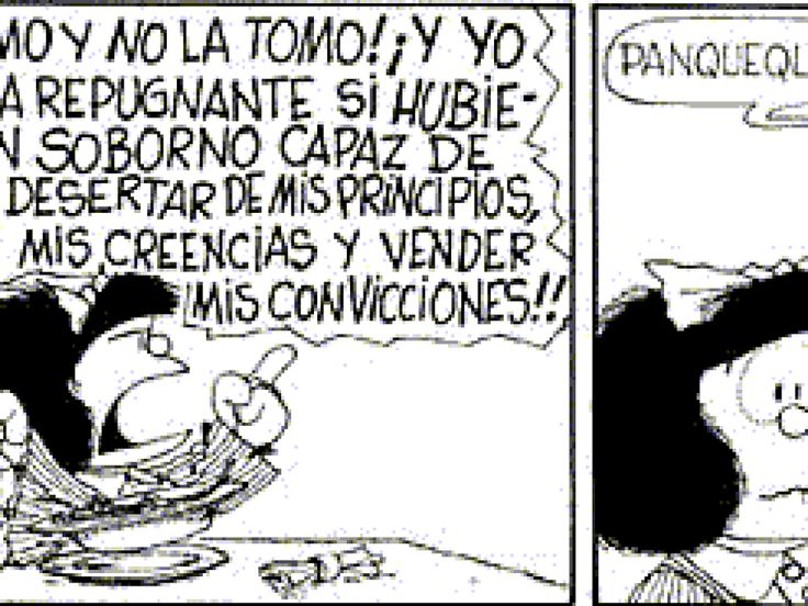 humor de quino historietas(mafalda) - Taringa!
