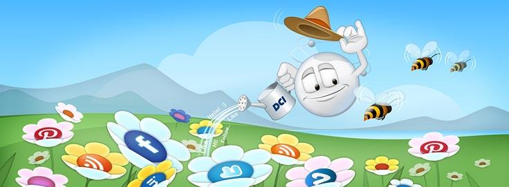 Enjoy the social media spring !