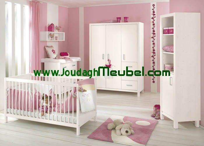 Set Kamar Tidur Bayi Modern