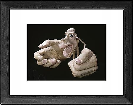 Motor homunculus as Photographic Prints, Framed and Canvas Prints from Mary Evans