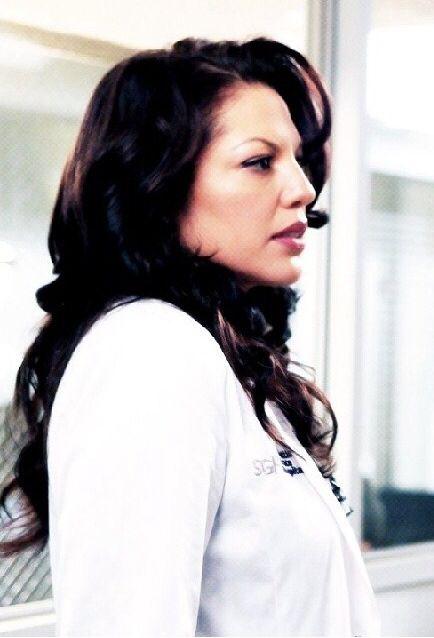 Callie Torres (Sara Ramirez). Grey's Anatomy