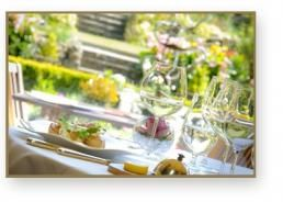 (EAT) The Terrace, Montagu Arms Hotel @ New Forest, Hampshire // 1 Michelin Star restaurant with set Menu £25/£30 // The Montagu Arms Hotel, Beaulieu, New Forest, Hampshire, SO42 7ZL Main Tel: 01590 612324