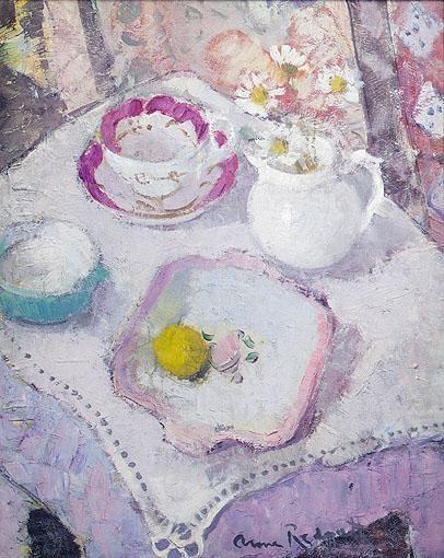 Anne Redpath, DAISIES