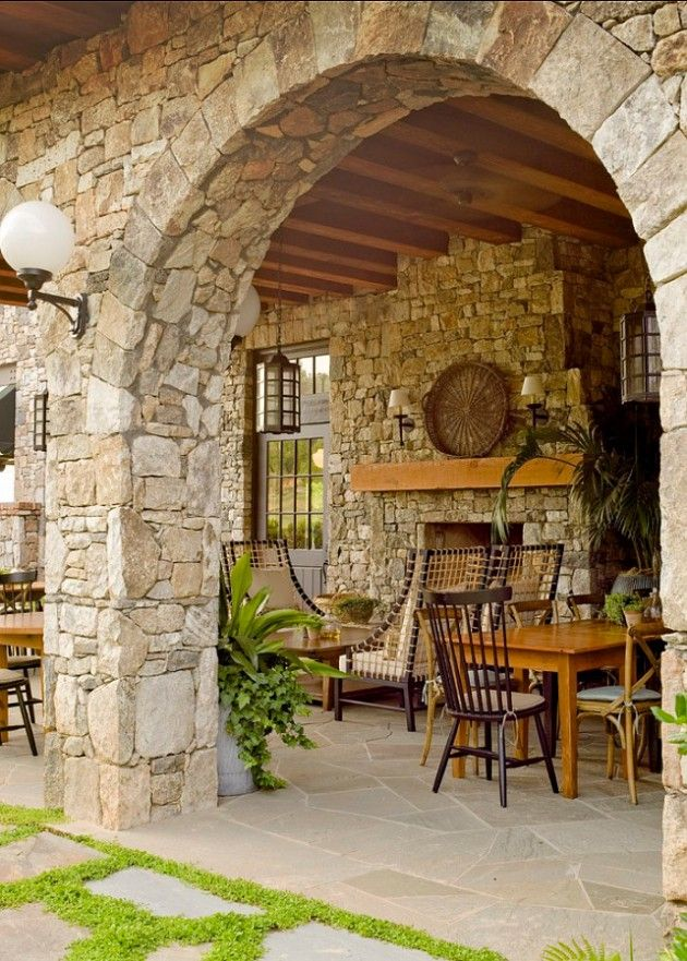 Best 25 Rustic Patio Ideas On Pinterest Rustic Outdoor