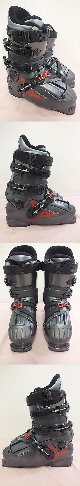 Women 21241: Lange Epsylon 85 R Womens Downhill Ski Boots Mondopoint 24.5 Us 8.5 New Look -> BUY IT NOW ONLY: $59.95 on eBay!