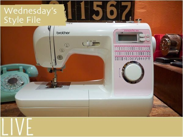 Wednesday Style File. 5 Beginner Sewing Projects - EverythingMom