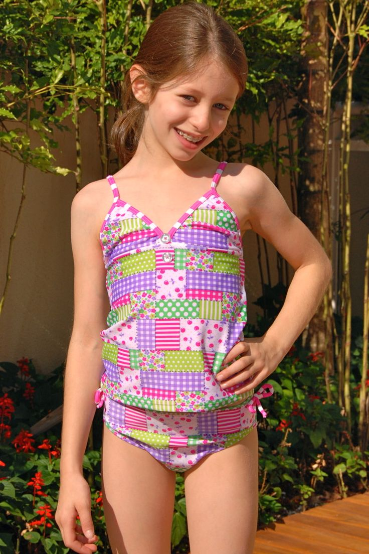 Quot Cherries Quot Girl Tankini Lemons Amp Limes Kids Swimwear