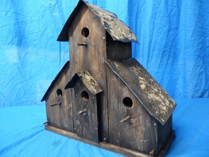 Log Cabin Style Bird Houses Joy Studio Design Gallery
