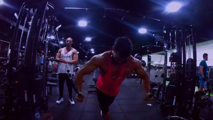 Treino De Peito | Paulo Fernandes & Olavo Ferreira | Myprotein Portugal