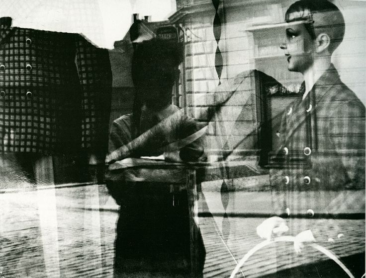 Jaromin Funke: Photographie abstraite, 1927-1928.