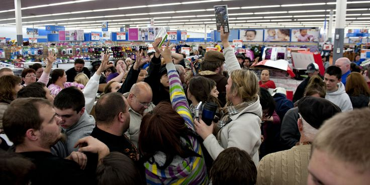 Are you shopping on Black Friday? Here are 5 scary things about Black Friday.