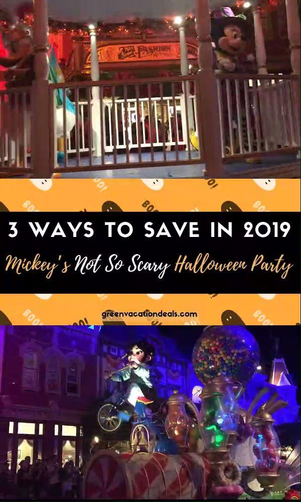 Disney-Urlaubstipps: So sparen Sie bei Mickeys nicht so beängstigender Halloween-Party – Disney Vacation Planning | Disfanchat