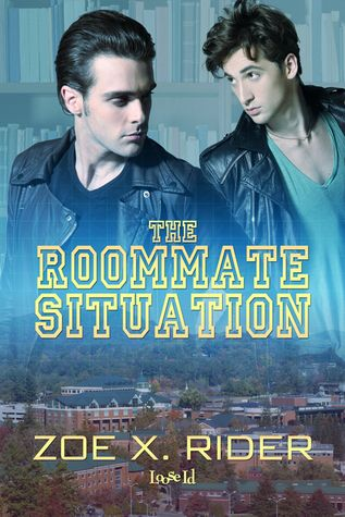 The Roommate Situation by Zoe X. Rider #gay #novel #mmromance