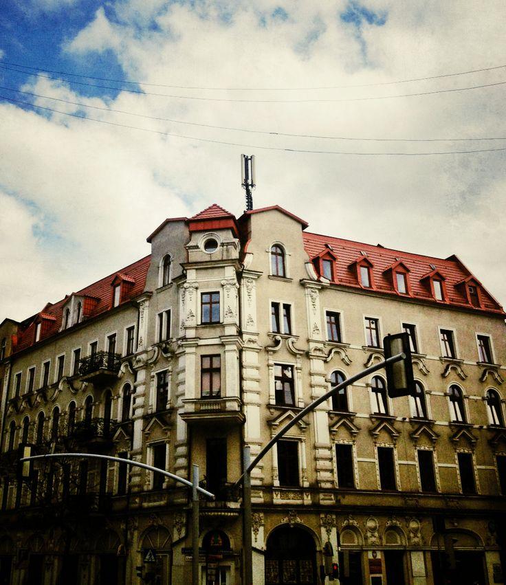 Bytom, ul. Piłsudskiego 57 #townhouse #kamienice #slkamienice #silesia #śląsk