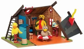 Krea wooden toy