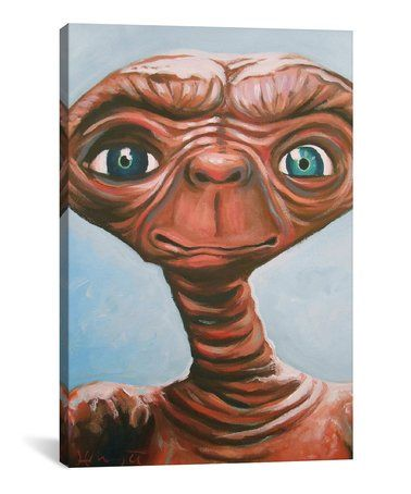 Another great find on #zulily! E.T. Giclée Gallery-Wrapped Canvas #zulilyfinds