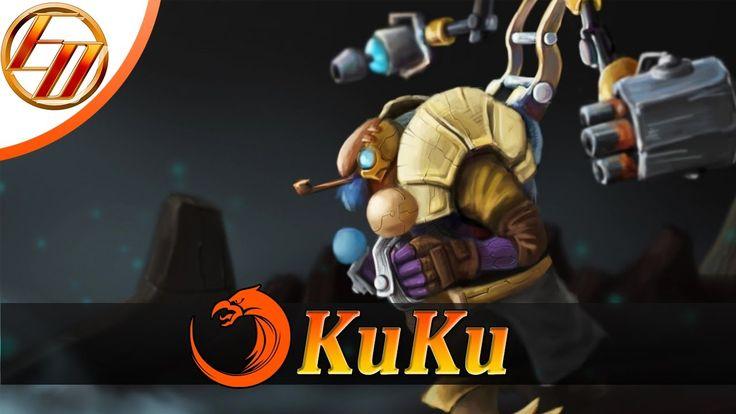 KuKu  Tinker  Dota 2 Pro Gameplay | Team TNC